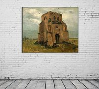 pintura al óleo castillo paisaje al por mayor-ZYXIAO Posters and Print landscape castle lienzo pintura al óleo moderna No Frame Wall Pictures for Living Room decoración del hogar ys0146