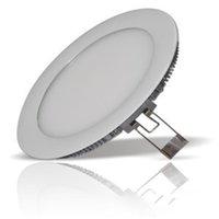 свет круглой панели оптовых-Бортовая люминесценция вела круговой свет панели супер тонкий круглый дизайн изоляции постельных принадлежностей энергосберегающий и охрана окружающей среды 15хс ФФ