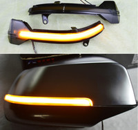 rückspiegel großhandel-LED Rückspiegel Blinker Blinker Dynamische Für BMW 5 6 7 Serie F10 F11 F07 F06 F12 F13 F01 F02