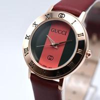 montres décontractées cool achat en gros de-Couple cool regarder pour les filles cadeau de mode femme robe montres montres en or rose femme montre d'affaires décontractée de luxe dames sport montre femme