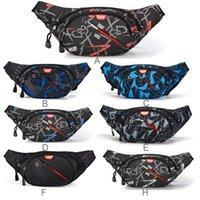 Wholesale waist bags for running - Hengreda Waist Pack Unisex Casual Camoufla Waist Pack Bicycle Belt Bag Casual Sport Outdoor Travel Crossbody Bags for Running Hiking