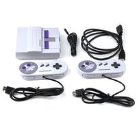 Wholesale free games systems for sale - Group buy Classic Edition Super SNES Entertainment System In Mini TV Game Console Gamepad Star Fox With retail box LOGO free DHL