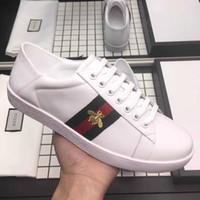 imagem tênis venda por atacado-Sapatos de grife de luxo mens sapatos de alta qualidade tênis outono inverno men running shoes imagem real
