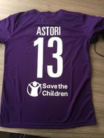 Wholesale clear offer - Special offer Fiorentina Soccer Jersey Astoli #13 11 MATIAS 22 ROSSI 30 BABACAR 21 Saponara Florence Football Shirt Uniform Clear warehouse