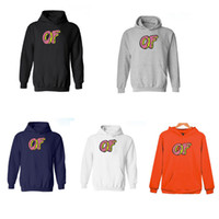 9af94225fbd26d Wholesale-5 colors New Fashion Men Odd future Hoodies Skateboard Men  Sweatshirt odd-future Shits Golf Wang Casual Pullover Coat size XXS-4XL