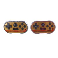 Wholesale retro gaming online - Portable Mini Video Gaming Console Classic Games Handheld Game Players Wired Gamepads Support TV Output Retro TV Game Console