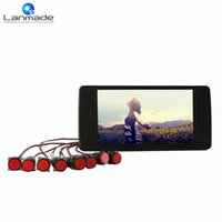Wholesale Playing Mp4 - MP4 Auto play digital advertising display for sale 7 inch H.264 retail external push button