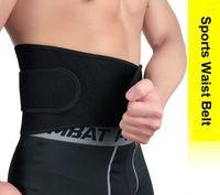 ingrosso supporto in vita elastica-Cintura elastica per sollevamento pesi Cinghia per il sostegno lombare con protezione per la schiena Protezione per le donne Cinghia per la vita Cinghia Protezione per la marcia H727F regolabile