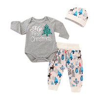 319e0a094 Wholesale baby first christmas outfit newborn for sale - Group buy Mikrdoo Newborn  Infant Baby Christmas