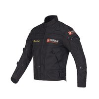 Wholesale motorcycles jackets duhan - DUHAN Motorcycle Jackets Ox Cloth Motocross Off-Road Racing Equipment Gear Jacket Clothes Moto Jackets Five Protector Guard