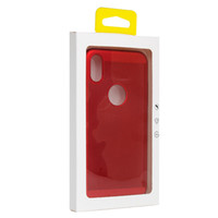 caixas de telefone celular venda por atacado-Personalizado seu logotipo caixa de embalagem de papel para iphone samsung universal celular phone case para iphone 7 8 kickstand tampa do telefone