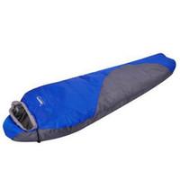sac de couchage momie extérieur achat en gros de-Sac de couchage momie extérieure 0-10 degrés sac de couchage pour le camping / randonnée / sac à dos