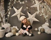 ingrosso fotografia sfondo natale di natale-SHANNY Fondali Fotografia Vinile Personalizzato Prop Digitale Stampata Giorno di Natale Photo Studio Sfondo 10361