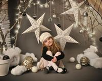 fotografie weihnachten digital backdrops großhandel-SHANNY Vinyl Benutzerdefinierte Fotografie Kulissen Prop Digital Gedruckte Weihnachten Foto Studio Hintergrund 10361