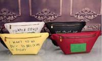 Wholesale handy travel bag - 2018 NEW brand designers pu Waist Bags women Fanny Pack bags bum bag Belt Bag men Women Money Phone Handy Waist Purse Solid Travel Bag 888
