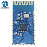 mini gsm anteni toptan satış-SPP-C Bluetooth Seri Adaptör Modülü Için Değiştirin HC-05 HC-06 Köle AT-05 Kurulu 2.4 GHZ Bluetooth V2.1 + EDR 3.3 V UART Sınıf 2 DIY