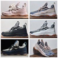 Wholesale Best New Casual Sneakers - 2018 Best City Loop Running Shoes New Arrival Men Women Cheap Boots Black Pink Grey Casual Lightweight Outdoor Sport Sneakers