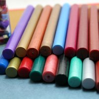 Wholesale wax for stamp for sale - Group buy hot Totem Fire Manuscript Sealing Wax Sticks with Multi Color Sealing Wax For Postage Letter Retro Vintage Wax Seal Stamp oth261