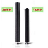 автоматическая электронная сигарета оптовых-Оптовая авто 280mah батарея 180ма 210mah батарея 808d для kr808d-1 e-сигареты или DSE901 электронные сигареты 808d для авто батареи Vape