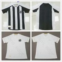 e47ebc3b8ec 2018 2019 SANTOS FC Soccer Jersey 9 RODRYGO GABRIEL B DODO RENATO SASHA  Adult Custom Home Away Black White 18 19 Football Shirt