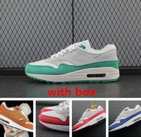 Wholesale cut watermelon - 87 WATERMELON Anniversary OG Running shoes top quality sneaker sports shoes size 36-45 free shipping with box