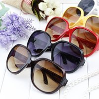 Wholesale Baby Poly - New 5 colors Baby Kid Sunglasses Plastic Frame Children Goggles Glasses Boys Grils Outdoor UV400 Sun Glasses Oculos infantil Eyewear A8466