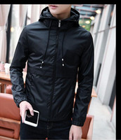 Wholesale New Korean Fashion Trend - Spring autumn 2018 new men's coat jacket men's jacket wear south Korean casual coat trend handsome clothes