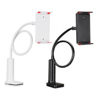 Wholesale stand holder for tablets resale online - Bed Table Sofa Lazy Tablet Mount Rotation Tablet Stand Support For Tablet iPad Mini Holder