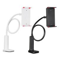 suporte de mesa universal venda por atacado-Cama Mesa Sofá Preguiçoso Tablet Mount Tablet 360 Rotação Estande Suporte Para Tablet iPad Mini Titular