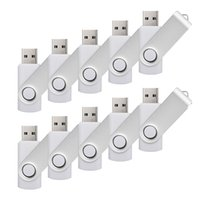 memórias flash usb venda por atacado-Novo USB Memory Stick 64 MB Pequena Capacidade de Rotação USB Flash para Computador Portátil Tablet USB Flash Drives Pen Drive Pendrive Livre grátis