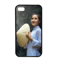 tpu sublimation iphone fall großhandel-Gummi TPU Fall für iphone 4 4S Sublimation Fall + leere Aluminiumplatte einfügen 100pcs / lot