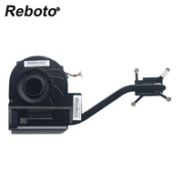 Reboto New Original For Lenovo 14 E40 15 E50 Laptop Cpu Cooling Radiator Heatsink Fru 75y4482 75y4481 100% Tested Fast Ship Computer Components Fans & Cooling