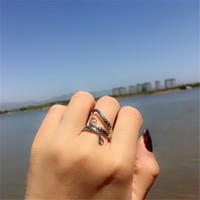 joyas de anillos de pulpo al por mayor-Moda Simple Pulpo Aleación de Plata Aberturas Anillo Neutral Encanto Mujeres Anillos de La Vendimia Del Partido de La Joyería Regalos