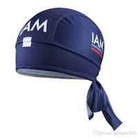 Wholesale iam cycling for sale - IAM Pro Team Cycling Headbands Scarf cap Bicycle Bike Bandana Accessories Breathable Quick dry G1176