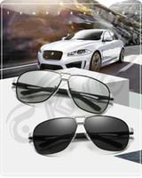 розовые очки для мотоциклов оптовых-KH Unis солнцезащитные очки ночного вождения очки поляризованные Гонконг известный бренд KH ночного видения мужчины и женщины водитель очки