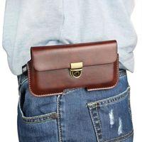 Wholesale archos covers for sale – best for Archos Core S Universal PU Leather Belt Clip Pouch Cover Case for Archos Core S