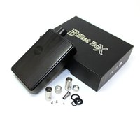ingrosso porta porta-Nuovo arrivo SXK Billet Box SXK 70w b box con porta USB rev.4 Dispositivo nero dober color bb box Spedizione gratuita