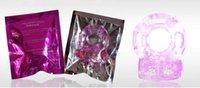 jouets de coqs de silicium achat en gros de-2019 nouvelle arrivée anneau de papillon, anneaux de pénis Cockring de silicium vibrant, Cock ring, Sex Toys, produits de sexe, jouet adulte pénis vibrador