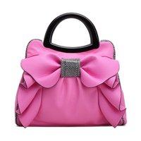 портфели для бабочек оптовых-9518 Новая мода женская сумка Lady Butterfly Lady сумка на одно плечо Сумка с косой сумочкой Цветочная сумка