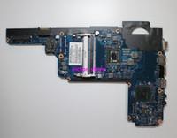 dm4 laptop großhandel-Kostenloser Versand für HP DM4-2135BR DM4-2165DX DM4-2185CA DM4T-2100 Serie 642732-001 i3-2330M HM65 Laptop Notebook Motherboard Mainboard Getestet