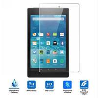новый экран для kindle оптовых-2018 New Arrival 9H  Tempered Glass Screen Protector Film for Amazon Kindle Fire HD 10 HD10 2015 Tablet + Pen