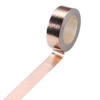 ingrosso nastro giapponese per-15mm * 10m Washi Tape in lamina d'oro Argento / Oro / Bronzo / Rosa / Colore verde Giapponese Kawaii DIYScrapbooking Strumenti Nastro adesivo decorativo 2016