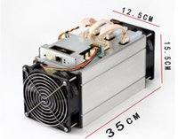 Wholesale antminer s9 - AntMiner S9 Bitcoin Miner with power supply Asic Miner Newest nm Btc Miner Bitcoin Mining Machine DHL UPS PC