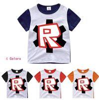 959f790c99 Wholesale girls night shirts - Children s Day Kids Boys T shirt Girls Tops  Tees Cartoon
