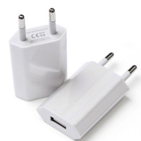 Wholesale apple 6s usa resale online - Colohas USA Canada EU Plug Travel Charger for iPhone s USB AC Home Wall Charging Charger For iPhone s S S GS MP3 iPod