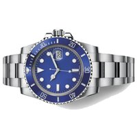 Wholesale men's luxury watches online - Famous Logo R8Submariner Date The Diver S Watch Oystersteel Oyster mm Wrist Watch For Men Luxury Brand Business Watches