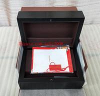 женские наручные часы оптовых-Роскошные высокое качество Rred коричневый TU часы оригинальный футляр документы карты подарок Pelagos наследие Fastrider 25600TN 25600TB мужчина женщина часы