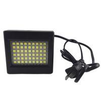 предупреждение аварийного автомобиля оптовых-2017 New Quality 54 LED Emergency Vehicle Strobe Lights Bars Warning Deck Dash Grille hot