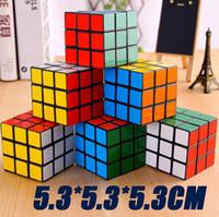 erwachsene spielzeug verkauf großhandel-Magic Cube Heißer Verkauf Magic Cube Professionelle Geschwindigkeit Puzzle Cube Twist Spielzeug Klassische Puzzle Magic Toys Erwachsene und Kinder Lernspielzeug
