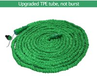 Wholesale 75ft hoses expandable online - 7 in Magic Expandable Flexible Water Garden Hose Plastic Hoses Pipe With Spray Gun For Watering FT FT FT FT